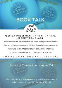 USC talk